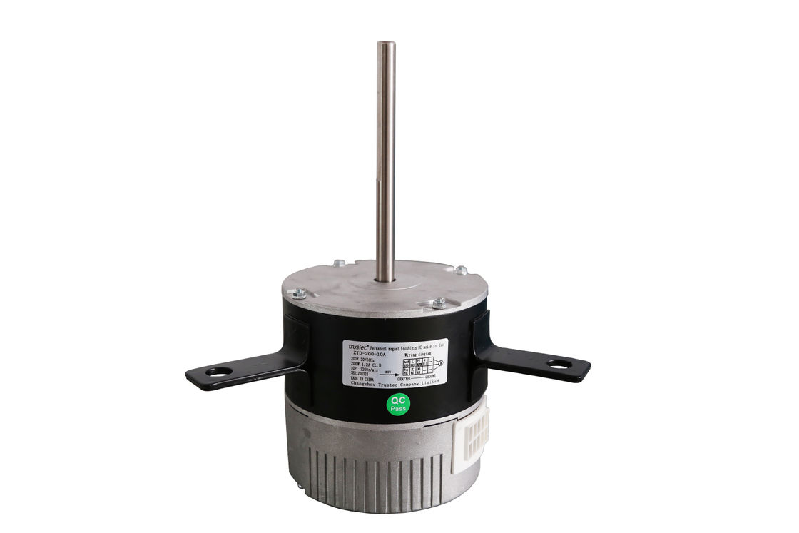 500W 80% Efficiency EC BLDC Fan Motor, Volute Housed Centrifugal Blower Fan Motor